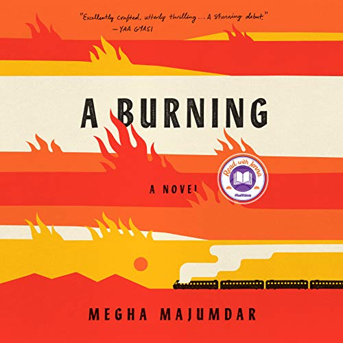 Couverture de A Burning