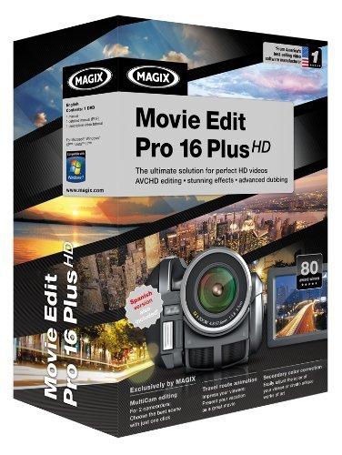 Magix Movie Edit Pro 16 Plus (PC)
