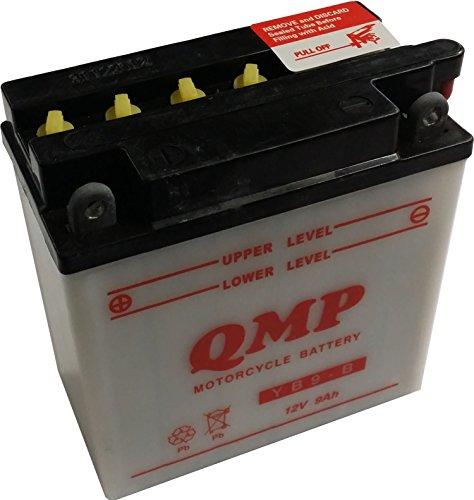 Batterie für DAELIM 125ccm VL 125 Daystar Baujahr 1999-2007 (YB9-B)
