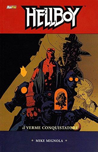 Hellboy. Il verme conquistatore: 5