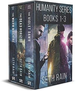 Humanity Series: Apocalyptic Dystopian Box Set: Books 1-3 by [Seth Rain]