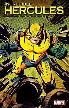 Unknown Binding Incredible Hercules #128 Wolverine Variant Cover (The Incredible Hercules) (The Incredible Hercules) Book