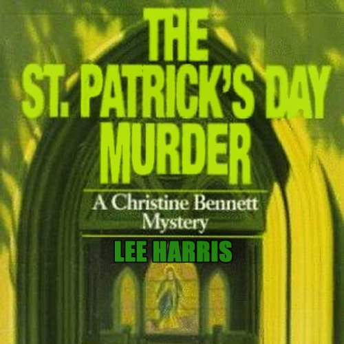 The St. Patrick's Day Murder audiobook cover art