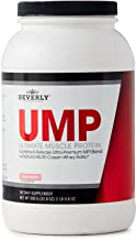 Beverly International UMP Protein Powder 30 Servings, Strawberry. Unique whey-Casein Ratio Builds Lean Muscle and Burns Fat for Hours. Easy to Digest. No Bloat. (32.8 oz) 2lb .8 oz