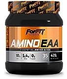 ForFIT Sports Amino EAA BCAA Powder 35 Unidades 420 g