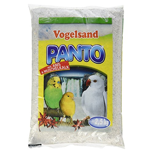 Panto Vogelsand, 2,5 kg