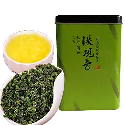 Heißer Verkauf Superior Tieguanyin Oolong Tee Geschenk-paket Chinesischen Organischen Grünen tee Anxi Tie Guan Yin Abnehmen Tee Boxed Green Food