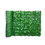 Informativa Sulla Schermo Del Recinto Siepe Artificiale Green Leaf Per Recinzione Privacy Patio Spazi Verdi Mura Domestiche Backyard Garden Tatuaggi 0.5x1m Cucina Camera Decorazione Forniture