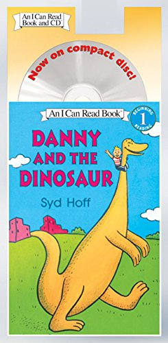 Danny and the Dinosaur Book and CD (I Can Read Level 1)の詳細を見る