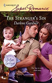 The Stranger's Sin (Return to Indigo Springs Book 2) by [Darlene Gardner]