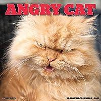 Angry Cat 2021 Calendar