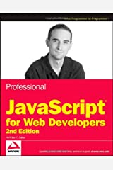 Professional JavaScript for Web Developers (Wrox Programmer to Programmer) Paperback