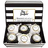 Bath Bombs for Women Natural Bath Bombs Gift Set - Luxury Organic Bath Bombs - Vegan Beauty Gift Set...