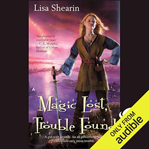 Magic Lost, Trouble Found      Raine Benares, Book 1              By:                                                                                                                                 Lisa Shearin                               Narrated by:                                                                                                                                 Eileen Stevens                      Length: 12 hrs and 33 mins     305 ratings     Overall 4.0