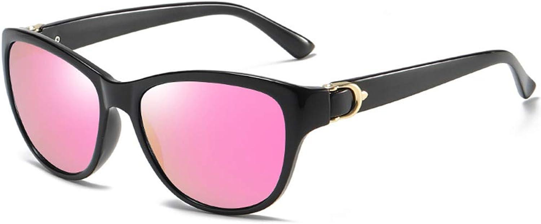 TOOSD Polarisierte Sportbrille Damen Damen Damen Radsport-Brillen Mit Brillen-Etui unzerbrechlichem Rahmen Leicht Fahren Sonnenbrille Outdoor Sportbrille,E B07QG6FPV9  eine große Vielfalt 9fdff9