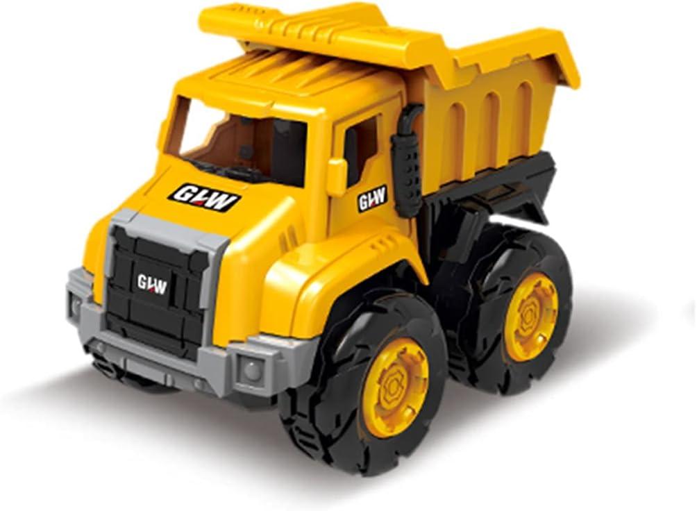 Fire Truck sale Set Excavator A Discount mail order Garbage Great Ladder