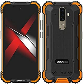 Móvil Resistente Android 10 DOOGEE S58 Pro, 5.7 '' Teléfono Antigolpes IP68 /IP69k Impermeable, Octa Core 6GB RAM 64GB RO...