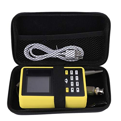 Dispositivo osciloscopio 100MHz DSO de la exhibición del PDA IPS FNIRSI‑ 5012H LCD de 2,4 pulgadas para la producción de la industria