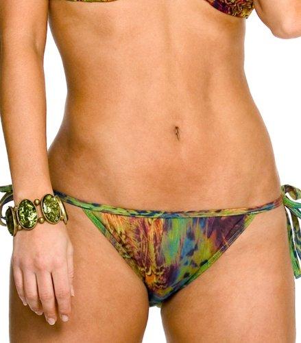 Sonnedurchlässiger Bikini Tanga - Amalfi (38/40)