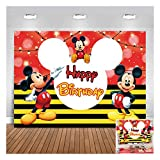 ► Details: *Size: 5x3ft,150 cm(width) x 100 cm(height). *Material: Vinyl. *Color: as the pictures shown. *Package: only the backdrop, no stand included. ► Advantages: computer-printed, Patterns are printed using digital printing technologyl Cloth, ve...
