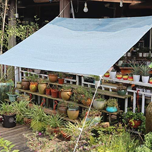 CHUANG Tela De Tela De Sombra Bloqueador Solar Tela para Mascotas Lona De Tela Lonas De Malla De Sombra para Jardín, Terrazas, Piscinas, Toldo De Pérgola
