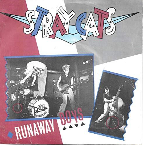"Runaway Boys / My One Desire [Vinyle 45 tours 7""]"