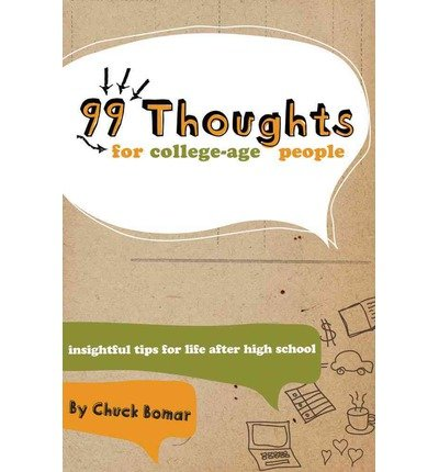 99 Thoughts for College-Age People: Insightful Tips for Life After High School (Paperback) - Common