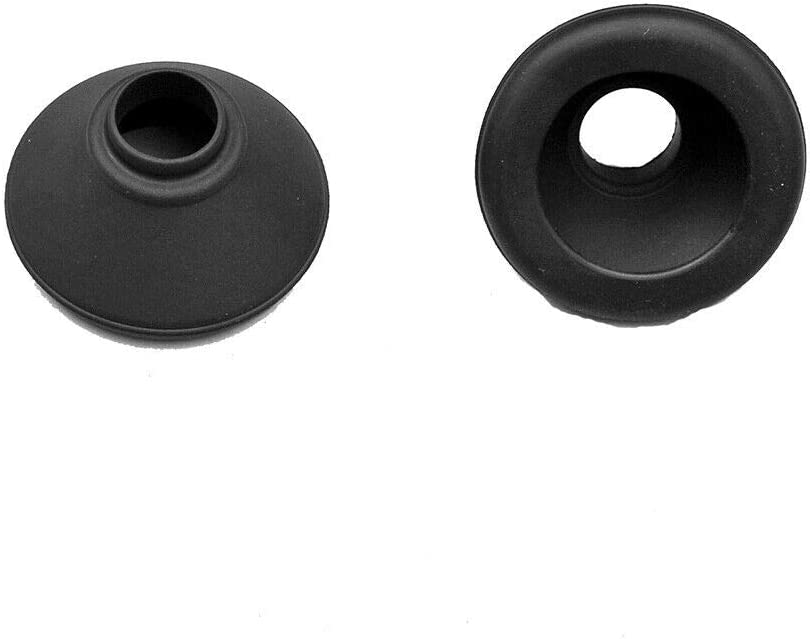 Torsion Bar Boots Seals A B New Over item handling ☆ product type E for 62-74 Dodge Plymouth 2071 Body