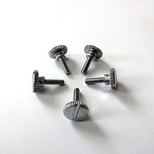 5 tornillos de pulgar para máquina de coser vintage Singer