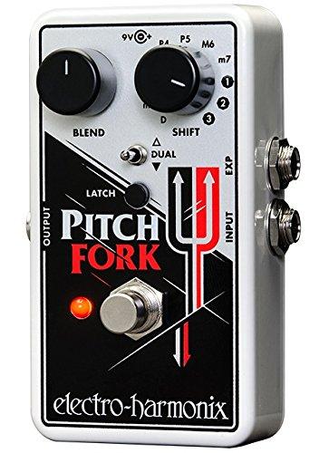 Electro Harmonix 665224efecto de guitarra eléctrica con sintetizador Filtro Pitch Fork