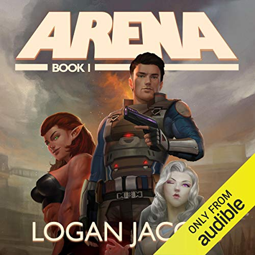 Arena cover art