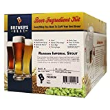Brewer's Best - Home Brew Beer Ingredient Kit (5 Gallon), (Russian Imperial Stout)