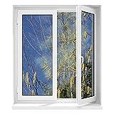 Hoberg Protección antipolen para ventanas Hoberg con fijación magnética| Mosquitera con protección antipolen de hasta 150 x 130 cm cortada individualmente a medida