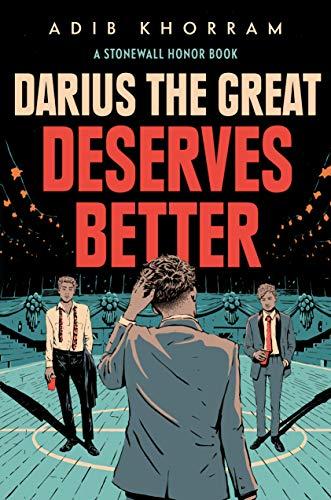 Darius el grande se merece algo mejor de Adib Khorram