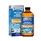 Sovereign Silver Bio-Active Silver Hydrosol for Immune Support - 10 ppm, 16oz (473mL) - Economy Size