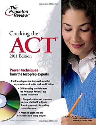 The Princeton Review Cracking the Act 2011