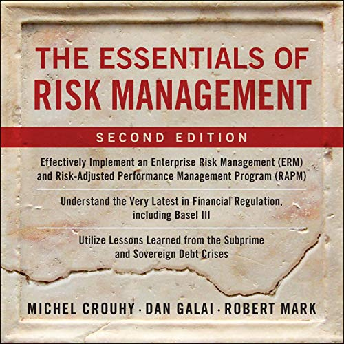 The Essentials of Risk Management, Second Edition cover art