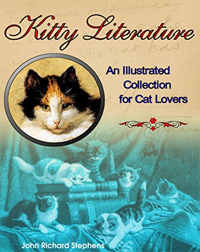 Kitty Literature: An Illustrated Collection for Cat Lovers (English Edition)