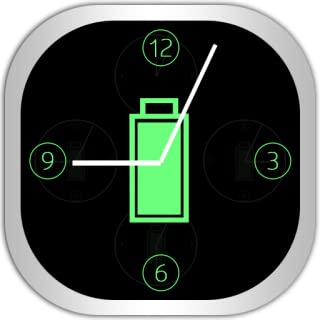 Battery Saver Analog Clock Live Wallpaper
