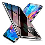 Chalpr Crystal Clear Kompatibel mit Samsung Galaxy A71 Hülle (4G), Transparent [Vergilbungsfrei] Hard PC Back und Soft Silikon Samsung A71 Handyhülle Hülle Durchsichtig Stoßfest Schutzhülle - Ultra Dünn