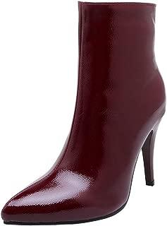 BalaMasa Womens ABS14005 Pu Boots