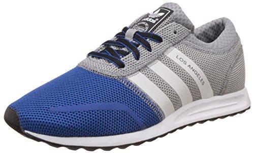 adidas Zapatillas Los Angeles K Gris/Azul EU 32