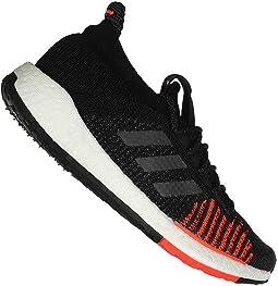 Core Black/Grey Five/Solar Red