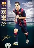 1art1 Fußball - FC Barcelona, Messi 14/15 XXL Poster 140 x