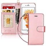 FYY Coque iPhone 6S, Coque iPhone 6, [Séries Haut de Gamme] Étui en Cuir de première qualité...