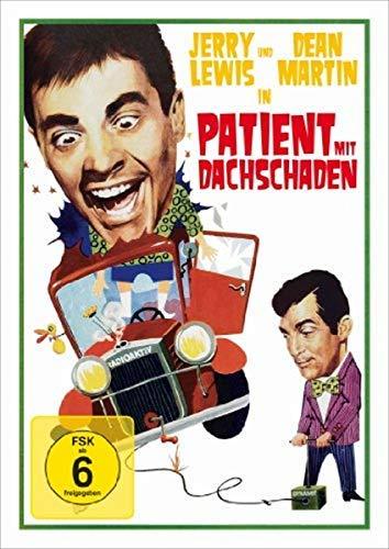 Jerry Lewis: Patient mit Dachschaden