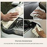 disponibile nella misura piccola River Lake panno per pulire la tua l/'auto in daino naturale la confezione include 2 panni Ideale per il lavaggio e l/'asciugatura super assorbente