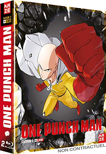One Punch Man, Saison 2-Coffret [Blu-Ray] [Édition Collector]