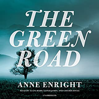The Green Road cover art