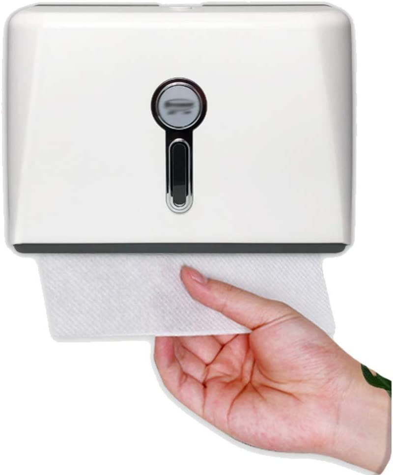 Albuquerque Mall ZSP Paper Towel Luxury goods wit Dispenser Wall-Mounted